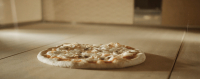 PREMIUM Hochleistungs-Pizzaofen - Vollschanmott 4+4x 36cm