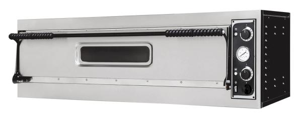 PREMIUM Hochleistungs-Pizzaofen - Vollschamott 6x 36cm