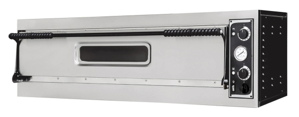 PREMIUM Hochleistungs-Pizzaofen 6x 36cm