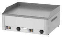 Grillplatte 66x55cm - glatt - elektro