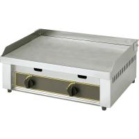 Gas-Grillplatte 62x45 cm - glatt