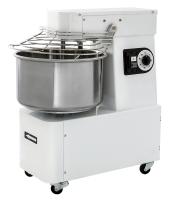 PREMIUM Teigknetmaschine 22 Liter, 230 V auf Rollen mit...