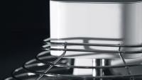 PREMIUM Teigknetmaschine 22 Liter, 230 V auf Rollen mit Timer