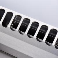 Premium Gas-Grillplatte 80x70cm - glatt