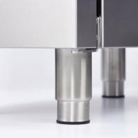 Gas-Kippbratpfanne 58 Liter - manuelle Kippung