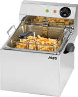 SARO - Premium Fritteuse 8 Liter