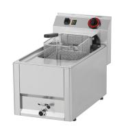 Fritteuse 8 Liter, 33x60 cm (6 kW) - elektro