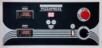 PREMIUM Pizzapresse 33 cm