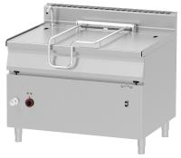 Elektro Kippbratpfanne 120 Liter - elektrische Kippung